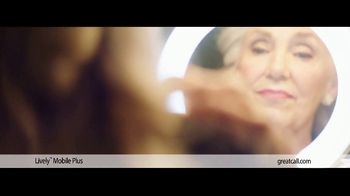 GreatCall Lively Mobile Plus TV Spot, 'My Mom' - Thumbnail 3