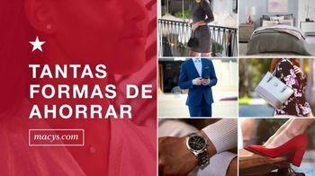Macy's TV Spot, 'Tantas formas de ahorrar' [Spanish] - Thumbnail 1