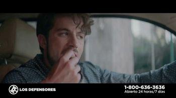 Los Defensores TV Spot, 'Tiempos difíciles' con Jorge Jarrín, Jaime Jarrín [Spanish] - 4529 commercial airings