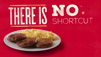 Jimmy Dean Sausage TV Spot, 'Shortcuts: Turkey Sausage' - Thumbnail 3