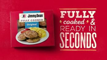 Jimmy Dean Sausage TV Spot, 'Shortcuts: Turkey Sausage' - Thumbnail 4