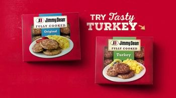 Jimmy Dean Sausage TV Spot, 'Shortcuts: Turkey Sausage' - Thumbnail 5