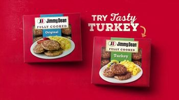 Jimmy Dean Sausage TV Spot, 'Shortcuts: Turkey Sausage' - Thumbnail 6