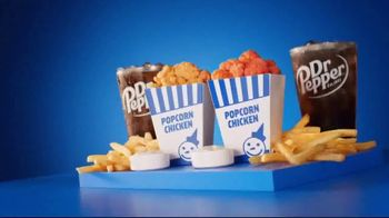 Jack in the Box Popcorn Chicken Combos TV Spot, 'Irresistible: $4.99' - Thumbnail 8