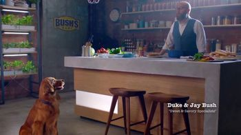 Bush's Best Baked Beans TV Spot, 'Savory Loves Sweet Hot Dog'