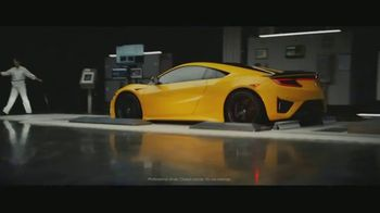 Acura TV Spot, 'Two Words: Dyno' Song by Dick Dale [T1] - Thumbnail 3