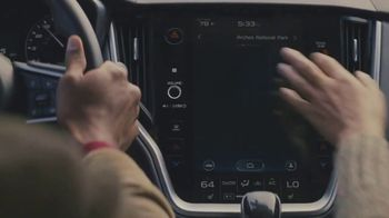 2020 Subaru Outback TV Spot, 'Where the Heart Is' Song by Workman Song [T2] - Thumbnail 3