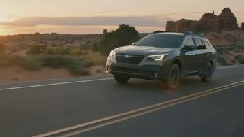 2020 Subaru Outback TV Spot, 'Where the Heart Is' Song by Workman Song [T2] - Thumbnail 6