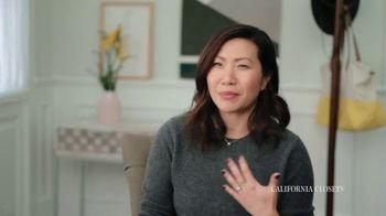 California Closets TV Spot, 'Real Customers: Jeanne & Erin' - Thumbnail 6