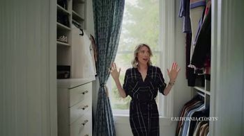 California Closets TV Spot, 'Real Customers: Jeanne & Erin' - Thumbnail 9