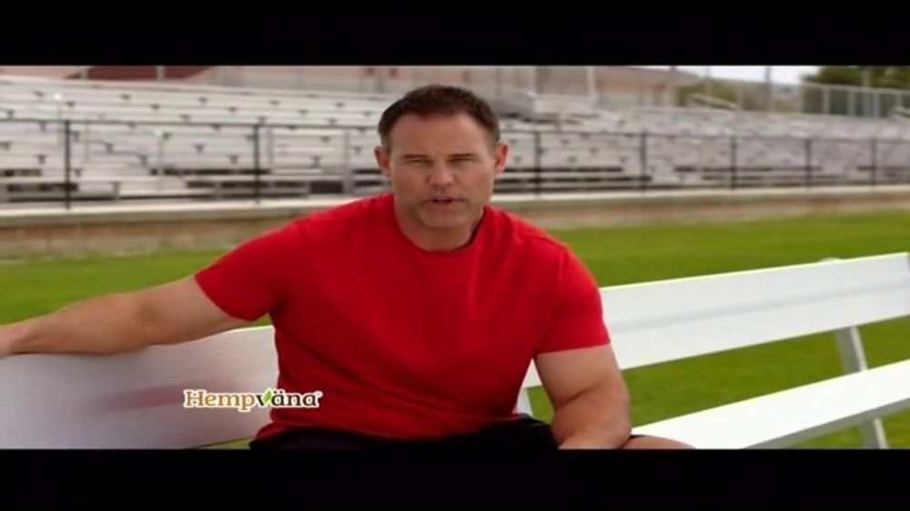 Hempvana Pain Relief Cream TV Commercial, 'After 12 Years' Featuring Mike Alstott