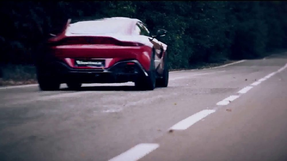 2020 Aston Martin Vantage Tv Commercial The Car Of Your Dreams Song By Solider Story T2 Ispot Tv