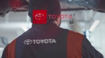Toyota Service Department TV Spot, 'New Safety Measures' [T2] - Thumbnail 9