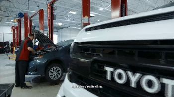 Toyota Service Department TV Spot, 'New Safety Measures' [T2] - Thumbnail 5