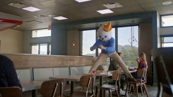 Jack in the Box Breakfast Croissants TV Spot, 'Breakfast Famous: Felt Cute'