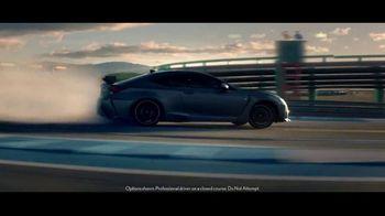 Lexus Invitation to Lexus Sales Event TV Spot, 'Visceral Sensation' [T2] - 1860 commercial airings