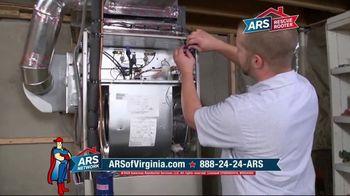 ARS Rescue Rooter TV Spot, 'Virginia: Beat the Summer Heat' - Thumbnail 3
