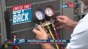 ARS Rescue Rooter TV Spot, 'Virginia: Beat the Summer Heat' - Thumbnail 4