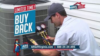 ARS Rescue Rooter TV Spot, 'Virginia: Beat the Summer Heat'