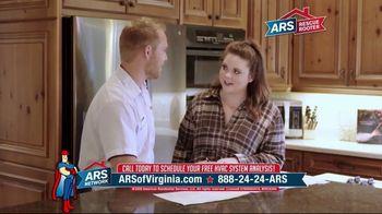 ARS Rescue Rooter TV Spot, 'Virginia: Beat the Summer Heat' - Thumbnail 7