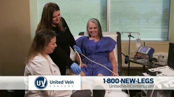 United Vein Centers TV Spot, 'Downtime' - Thumbnail 3