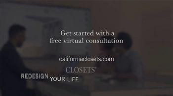 California Closets TV Spot, 'Testimonials' - Thumbnail 9