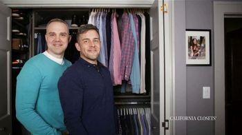 California Closets TV Spot, 'Testimonials' - Thumbnail 3