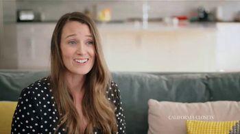 California Closets TV Spot, 'Testimonials' - Thumbnail 6