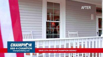Champion Windows TV Spot, 'Siding: Enhance Your Curb Appeal' - Thumbnail 5