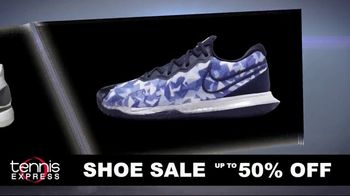 Tennis Express Shoe Sale TV Spot, 'Selection of Tennis Shoes' - Thumbnail 4