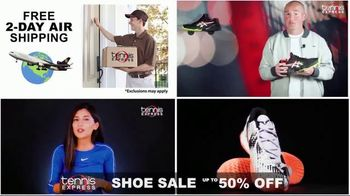 Tennis Express Shoe Sale TV Spot, 'Selection of Tennis Shoes' - Thumbnail 6