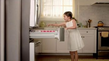 The Home Depot TV Spot, 'Cool Drinks & Midnight Snacks: GE Laundry Pair' - Thumbnail 2