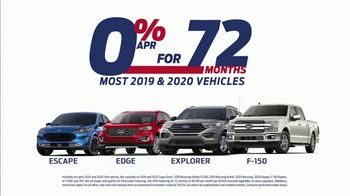 Ford Fourth of July Sales Event TV Spot, 'Bigger and Better' [T2] - Thumbnail 4