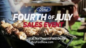 Ford Fourth of July Sales Event TV Spot, 'Bigger and Better' [T2] - Thumbnail 6