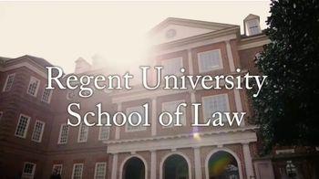 Regent University School of Law TV Spot, 'Success' - Thumbnail 1