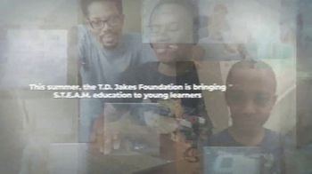 T.D. Jakes Foundation TV Spot, 'Invest in Something Greater' - Thumbnail 5