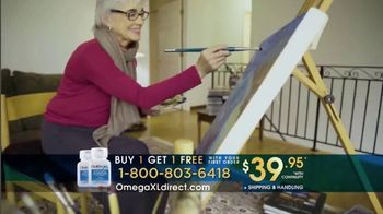Omega XL TV Spot, 'Suffering From Pain'