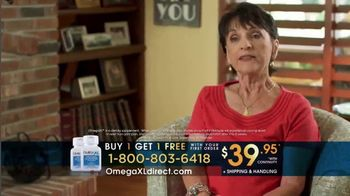 Omega XL TV Spot, 'Suffering From Pain' - Thumbnail 8