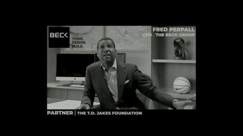 T.D. Jakes Foundation TV Spot, 'Tools to Be Successful' - Thumbnail 7