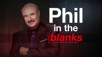 Phil in the Blanks TV Spot, 'Fascinating People' - Thumbnail 9