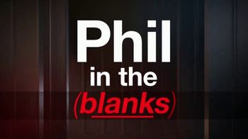 Phil in the Blanks TV Spot, 'Fascinating People' - Thumbnail 1