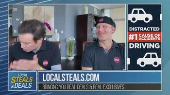 Local Steals & Deals TV Spot, 'Drop Stop' Featuring Lisa Robinson - 4 commercial airings