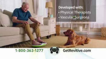Revitive TV Spot, 'Get Back on Your Feet: 60-Day Trial'