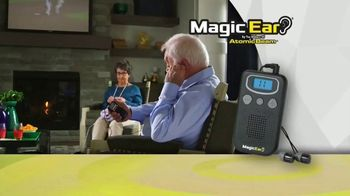 MagicEar TV Spot, 'Super Hearing: Face Masks'