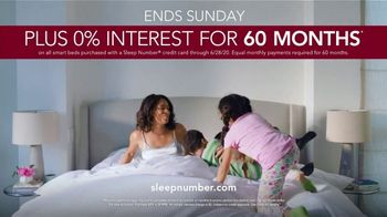 Sleep Number TV Spot, 'Weekend Special: Only $1,299: Save $400' - Thumbnail 10