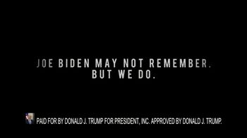 Donald J. Trump for President TV Spot, 'Black American Lives' - Thumbnail 9