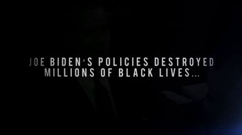 Donald J. Trump for President TV Spot, 'Black American Lives' - Thumbnail 8