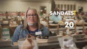 DSW Summer Sandal Sale TV Spot, 'Must Haves' - Thumbnail 4