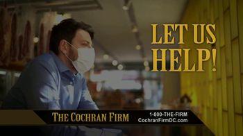The Cochran Law Firm TV Spot, 'COVID-19 Claim Denied'