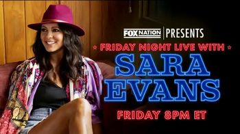 FOX Nation TV Spot, 'Friday Night Live With Sara Evans' - Thumbnail 8